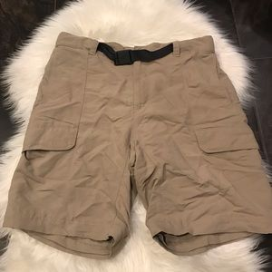 Men's north face outdoor shorts